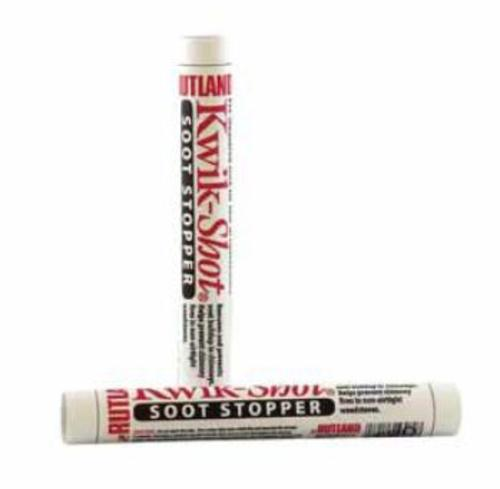 Rutland Kwik-Shot 100S Soot Stopper, 3 Oz, Toss-in Stick