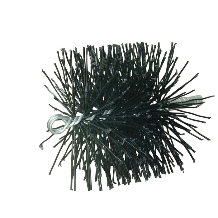 Rutland Chimney Sweep 16906 Round Poly Cleaning Brush, 6