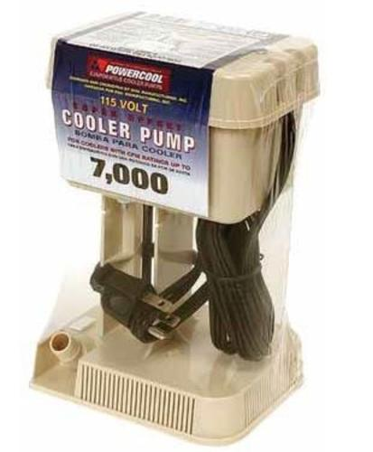 Dial 1075 Evaporative Cooler Pump, 115 V, 250 GPH