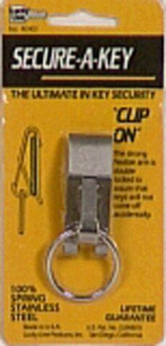 Hy-Ko KC181 Key Ring, Clip-on
