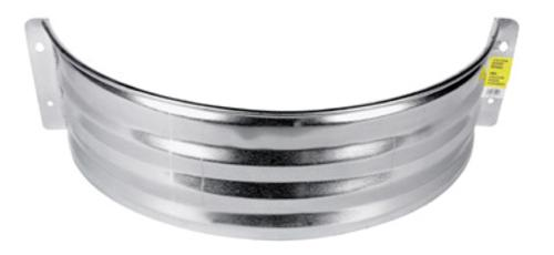 Amerimax 75004  Galvanized steel Wall Area Round, 12