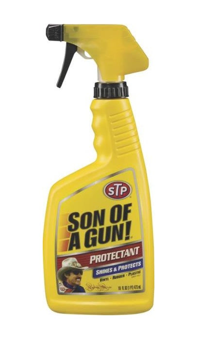 STP 65229 Son Of A Gun Protectant, 16 Oz