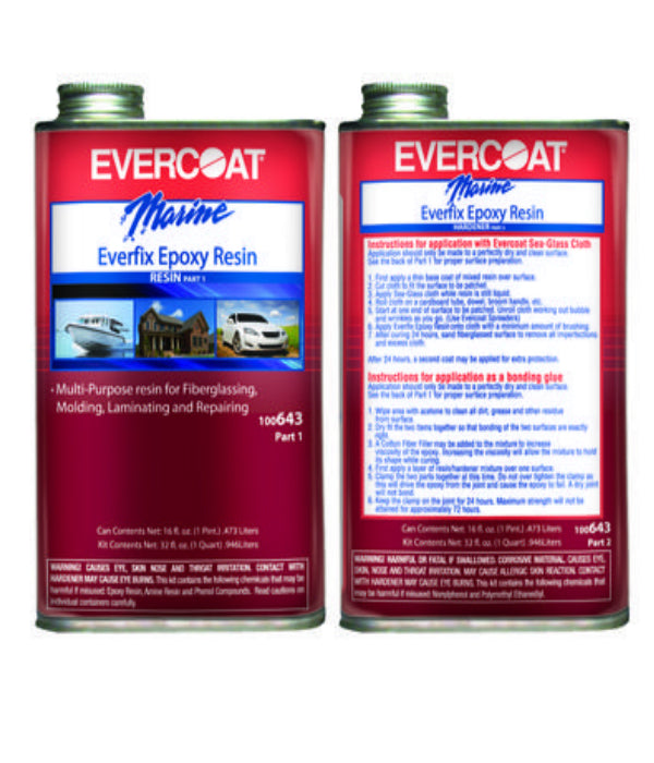 Buy everfix epoxy resin - Online store for sundries, fiberglass resin in USA, on sale, low price, discount deals, coupon code