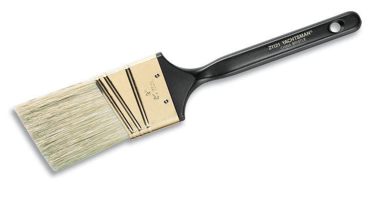 Wooster Z1121-1.5 Yachtsman Angle Sash Paint Brush, 1.5