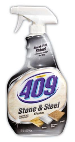 Formula 409 30108 Stone And Steel Cleaner, 32 Oz