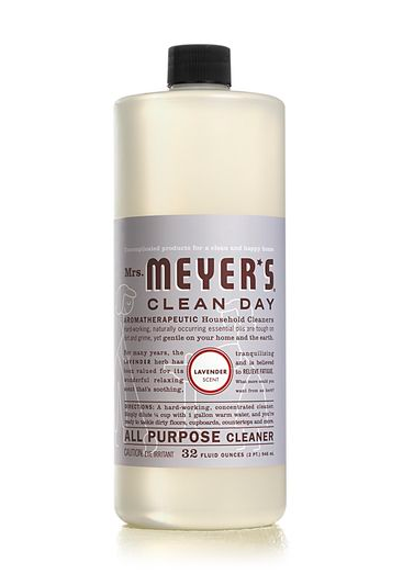Mrs. Meyer's All Purpose Cleaner, 32 Oz.