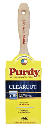 Purdy 140380130 Clearcut Sprig Paint Brush, 3