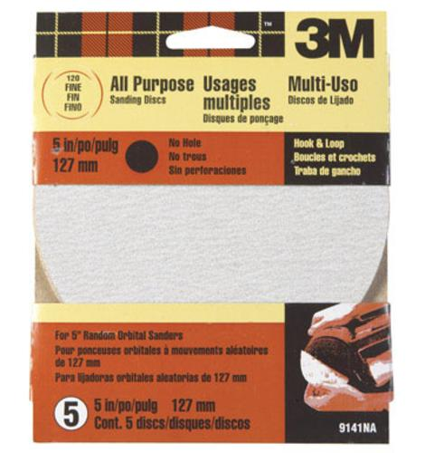 3M 9141NA Hookit Quick Change Disc 5