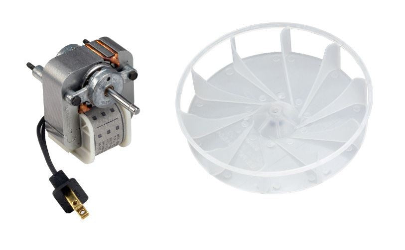 Broan BP28 Bath Fan Motor & Blower Wheel, 70 CFM