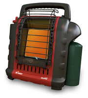 Mr Heater F232000 Portable Buddy Radiant Heater, 4000-9000 BTU