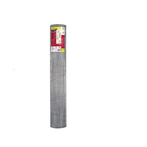 Garden Zone 143600 Galvanized Hardware Cloth, 1/4