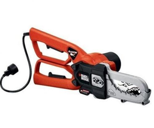 Black & Decker LP1000 Electric Alligator Lopper, 4.5 Amp