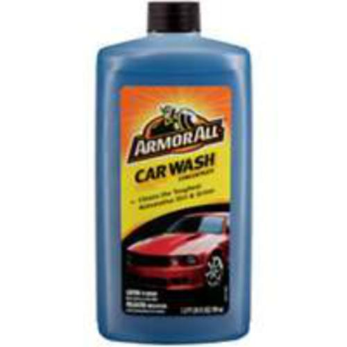 Armor All 25024 Car Wash Concentrate Liquid, 24 Oz