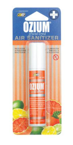 Ozium OZ-62 Air Santizer Citrus Scent, .8 Oz