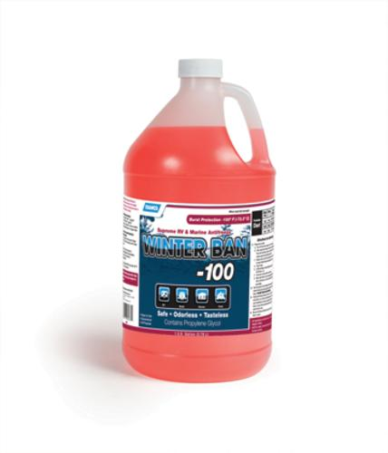 Camco 30787 Winter Ban -100 RV & Marine Anti-Freeze, 1 Gallon