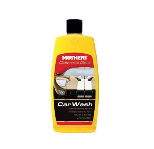 Mothers 05600 California Gold Car Wash, 16 Oz