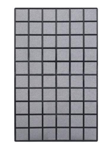 Flanders KK1000 U-Trim Foam Pad With Support Grid, Polyurethane, 15