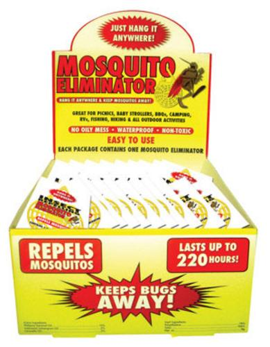Evergreen Research ME41400 Mosquito Eliminator, 50 Piece