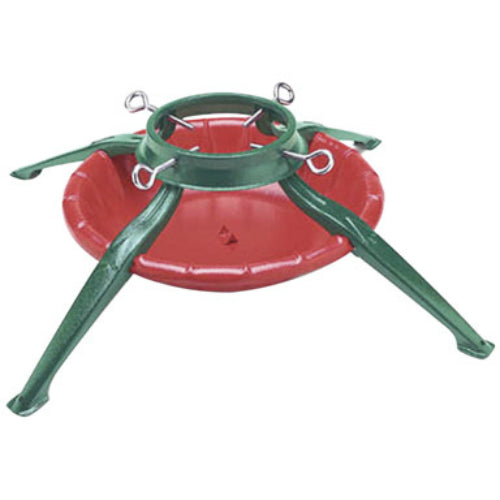 Jack Post 95-6864 Christmas Tree Stand, Green/Red