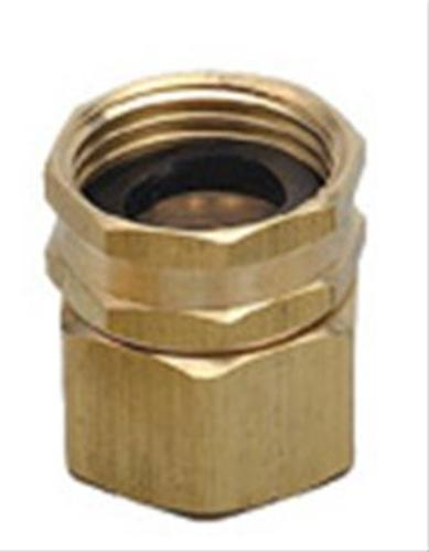Watermaster 53036 Brass Swivel Hose-to- Pipe Fitting, 3/4