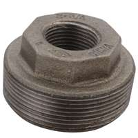 Worldwide Sourcing Black Pipe Fitting 2-1/2