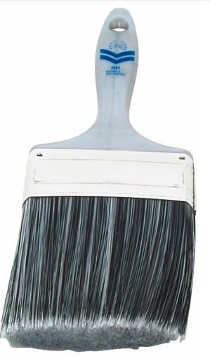 Linzer WC3883 Polyester/Nylon Wall Brush, 4