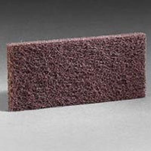 3M 8541 Floor Cleaning Pad, Brown