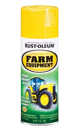 buy farm & implement spray paint at cheap rate in bulk. wholesale & retail professional painting tools store. home décor ideas, maintenance, repair replacement parts