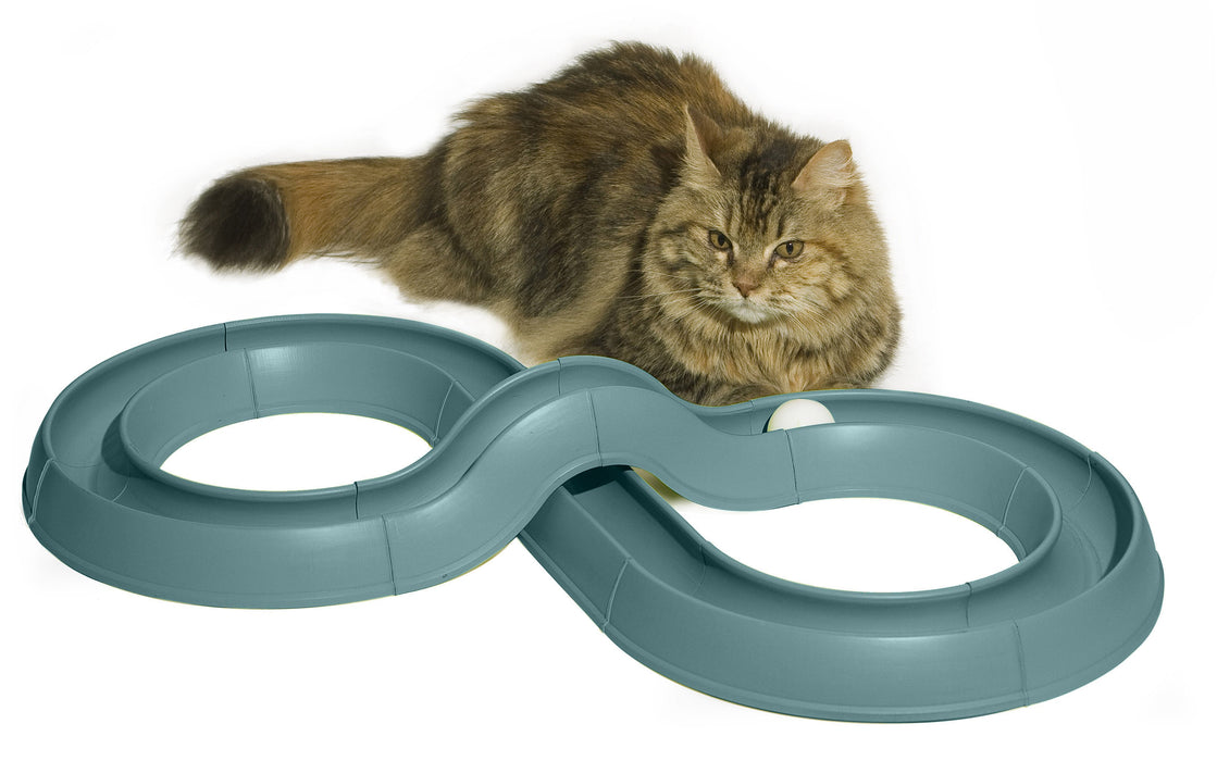 Bergan 88150 Turbo Track Cat Toy