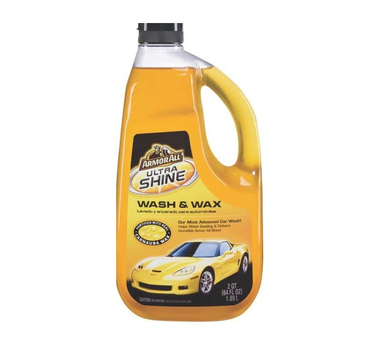 Armor All 10346 Ultra Car Wash, 64 Oz