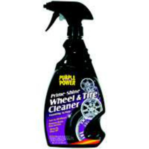 Purple Power 4817PS Wheel and Tire Cleaner, 32 oz Bottle