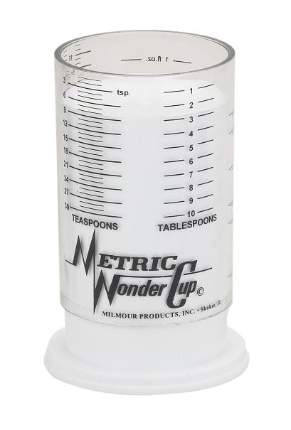 Buy metric wonder cup - Online store for kitchen tools and gadgets, cups in USA, on sale, low price, discount deals, coupon code