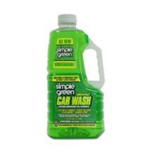 Simple Green 0210000643210 Car Wash Concentrate, 67 Oz