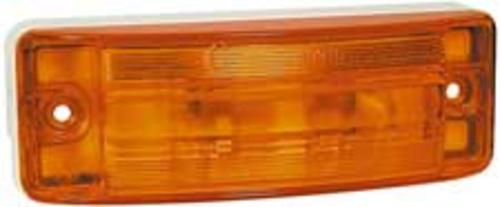 Grote Field Resealable Turtle-Back II Clearance/Marker Lamp, Yellow
