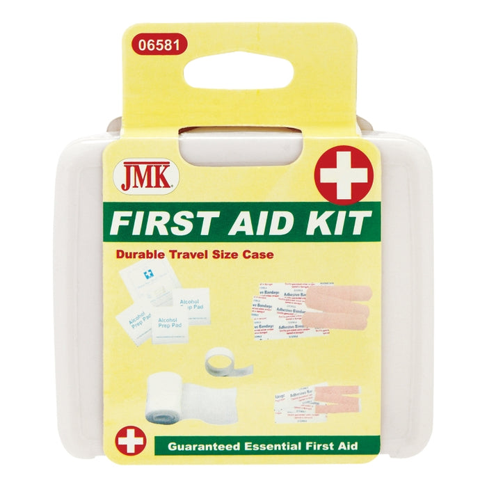 JMK Durable Travel Size First Aid Kit, Health Care ...
