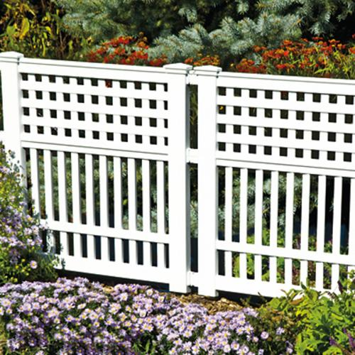 buy yard & garden fence at cheap rate in bulk. wholesale & retail landscape supplies & farm fencing store.