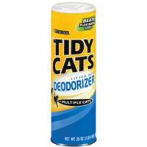 Tidy Cats 7023000566 Cat Litter Deodorizer, 20 Oz
