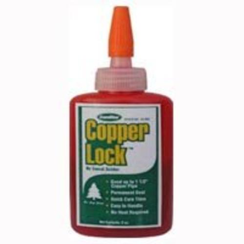 Comstar 10-800 Copper Lock No Heat Solder, 2 Oz