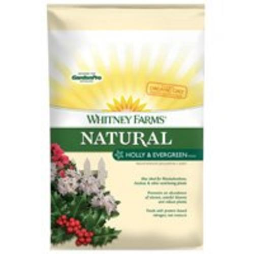 Whitney Farms 109114 Natural Holly & Evergreen Plant Food, 40 Lb