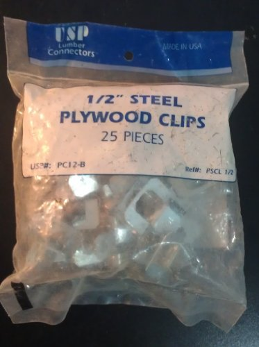 buy plywood clips, joist hangers & connectors at cheap rate in bulk. wholesale & retail building hardware equipments store. home décor ideas, maintenance, repair replacement parts