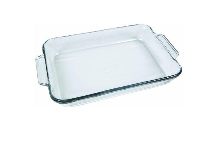 Anchor Hocking 81935OBL5 Oven Basics Bake Dish, 3 Quarts