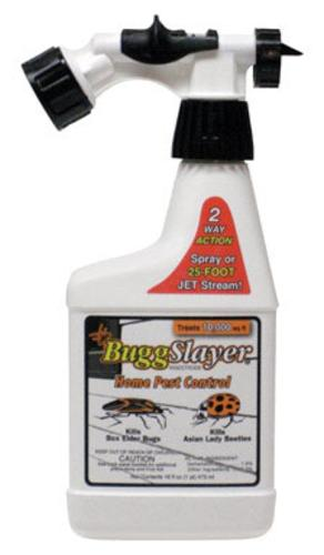 Bugg Products 40116 Buggslayer Insecticide  For Box Elder Bugs, 16 Oz.