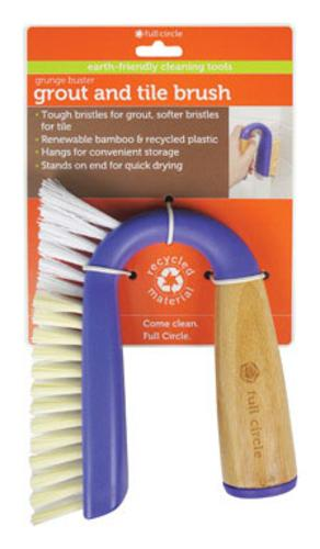 Full Circle Home FC11125 Grout And Tile Brush