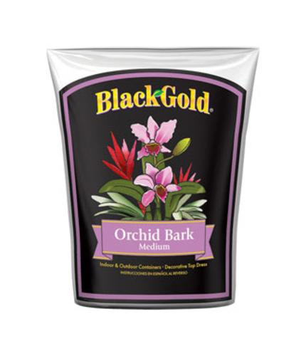 Black Gold 1491202 8QT P Orchid Bark, 8 Qt