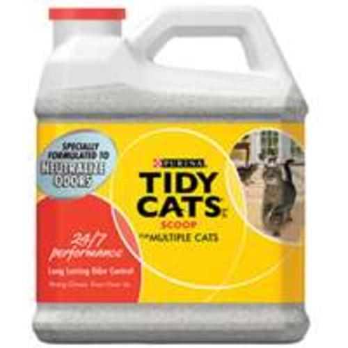 Tidy Cats 7023011614 Cat Litter 14 lbs