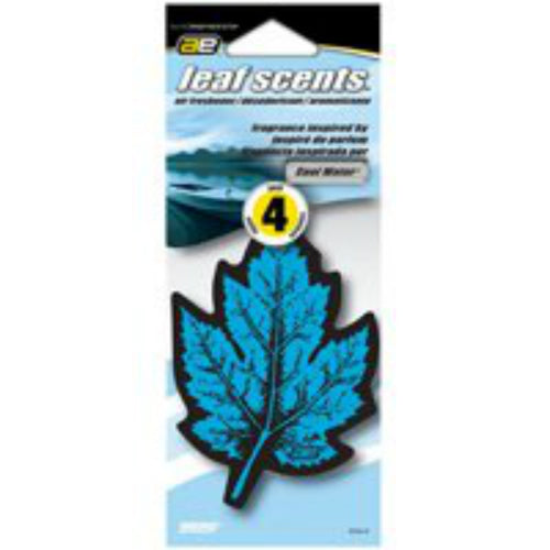 Auto Expressions NOR59-4P Leaf Scents Air Freshener