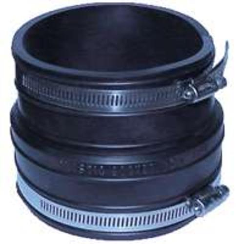 Buy fernco 1059-44 - Online store for rough plumbing supplies, rubber flex fittings in USA, on sale, low price, discount deals, coupon code