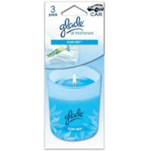 Glade 800002140 Air Freshner, Clean Linen