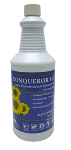 Fresh Products 12-32WB-HM-F Conquer 103, Herbal Mint Scent, 1 Quart