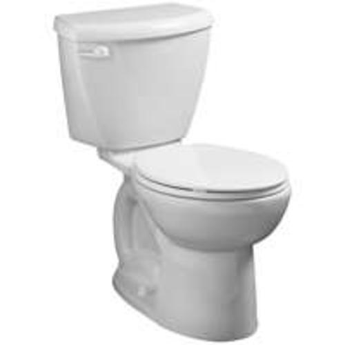 American Standard 091-0160N/ST-00B Diplomat Round Front Toilet, White